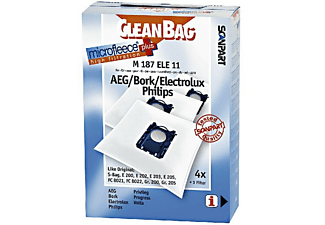 CLEANBAG Sacs aspirateur (2682241187 M 187 ELE 11 S-BAG)