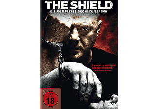 The Shield - Staffel 6 - (DVD)