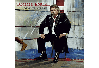 Tommy Engel - Dummer Nit Esu - (CD)