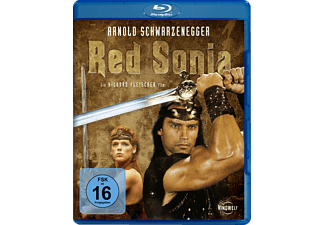 Red Sonja - (Blu-ray)