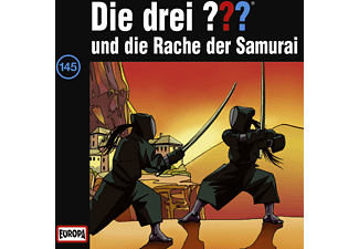 SONY MUSIC ENTERTAINMENT (GER) Die drei ??? 145: Die Rache der Samurai