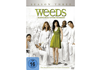 Weeds - Staffel 3 - (DVD)
