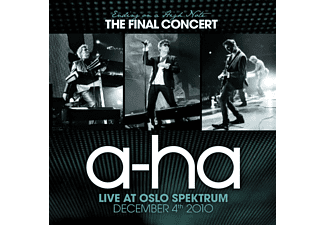 A-Ha Ending On A High Note - The Final Concert Pop CD