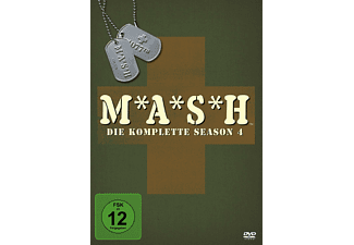 Mash - Staffel 4 - (DVD)