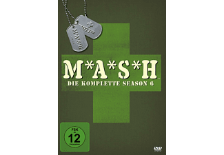 Mash - Staffel 6 - (DVD)
