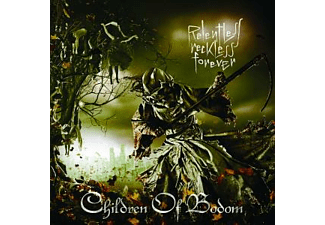 Children Of Bodom RELENTLESS RECKLESS FOREVER Heavy Metal CD