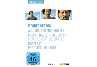 Werner Herzog - Arthaus Close-Up - (DVD)