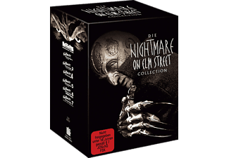 Nightmare on Elm Street Collection Horror DVD