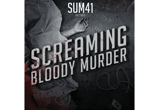 Sum 41 SCREAMING BLOODY MURDER Rock CD