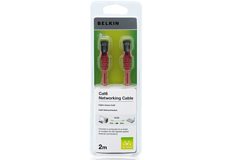 BELKIN CAT6, Ladekabel, 2 m