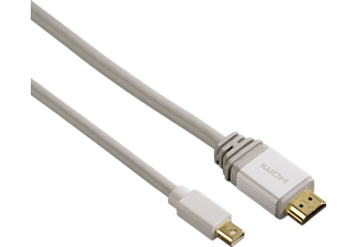 HAMA Mini DisplayPort Adapter Cable 1.50M - (53220)