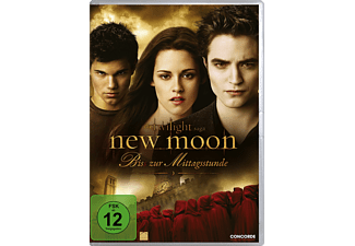 Twilight - New Moon - Bis(s) zur Mittagsstunde - (DVD)
