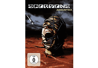 Scorpions - Acoustica - (DVD)