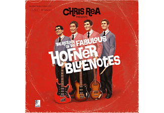 Chris Rea - Return Of The Fabulous Hofner Bluenotes | CD