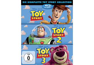 Toy Story 1-3 Collection Box Animation/Zeichentrick Blu-ray