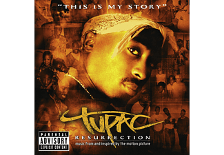 2Pac - Ressurection CD