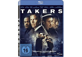 Takers - (Blu-ray)