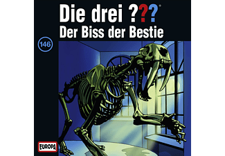 SONY MUSIC ENTERTAINMENT (GER) Die drei ??? 146: Der Biss der Bestie