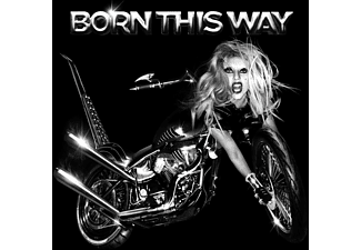 Lady Gaga - Born This Way CD