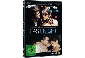 Last Night Drama DVD