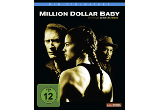 Million Dollar Baby - (Blu-ray)