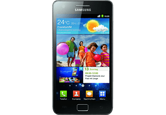 SAMSUNG GT-I9100 GALAXY S II NOBLE BLACK