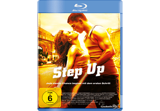 Step Up Tanzfilm Blu-ray