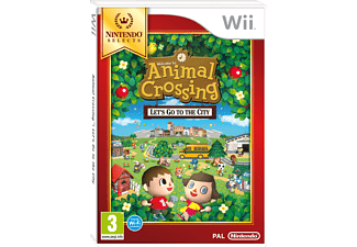 Animal Crossing - Let's Go To The City (Nintendo Selects) für Nintendo Wii
