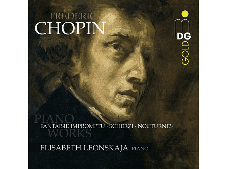 Elisabeth Leonskaja - Chopin: Piano Works [CD]