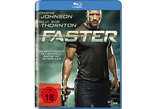 Faster Action Blu-ray