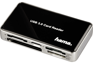 HAMA USB 3.0 Multi Kaartlezer