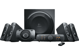 LOGITECH Surround Sound Speakers Z906 - Enceinte pour PC (Noir)