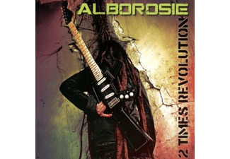 Alborosie - 2 Times Revolution - (CD)