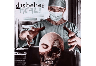 Disbelief - Heal - (CD)