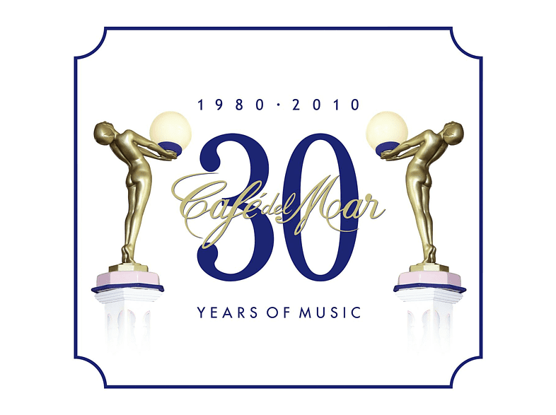 Various - Cafe Del Mar 30 Years Of Music [CD]