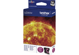 BROTHER LC-980 M Magenta