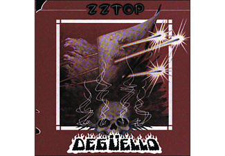 ZZ Top - Deguello - (CD)