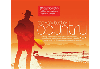 VARIOUS - Very Best of Country - (CD)