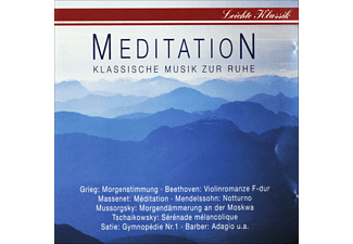 VARIOUS - Meditation - (CD)