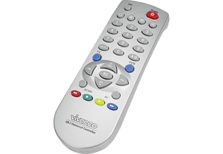 Vivanco Universal 2in1 TV/DVB remote control mando a distancia