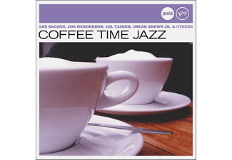VARIOUS - COFFEE TIME JAZZ (JAZZ CLUB) - (CD)