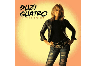 Suzi Quatro - In The Spotlight - (CD)