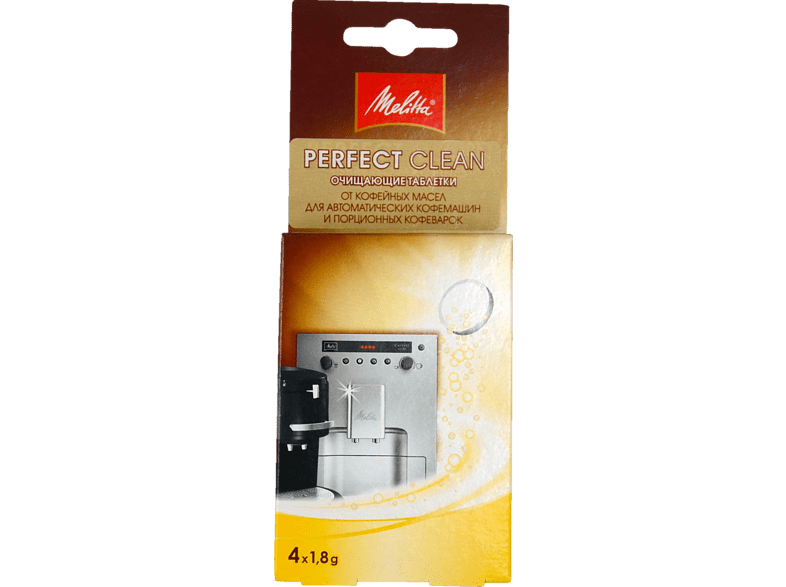 MELITTA 178599 Perfect Clean Reinigungstabs