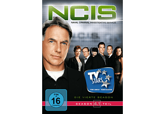 Navy CIS - Staffel 4.1 [DVD]