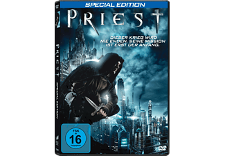 Priest Science Fiction DVD
