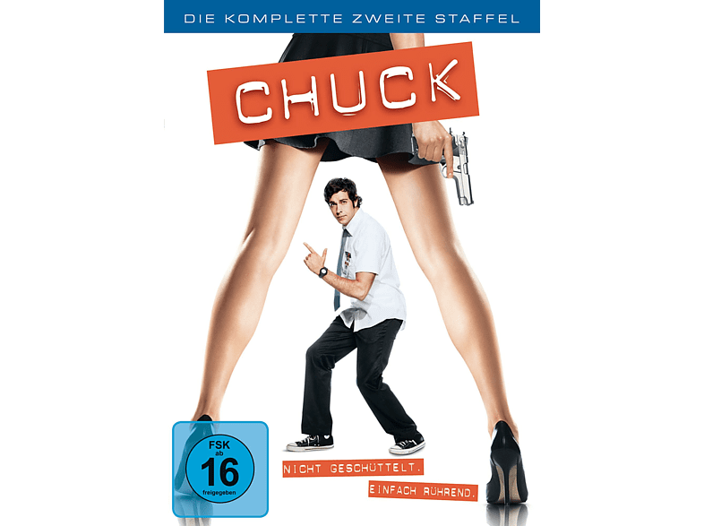 Chuck - Staffel 2 [DVD]