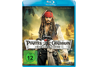 Pirates Of The Caribbean - Fremde Gezeiten - (Blu-ray)
