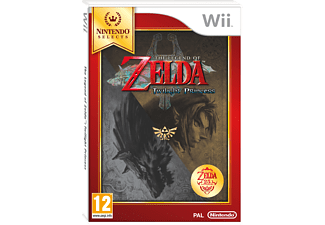 The Legend of Zelda: Twilight Princess - Nintendo Selects Nintendo Wii