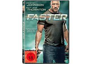 Faster Action DVD