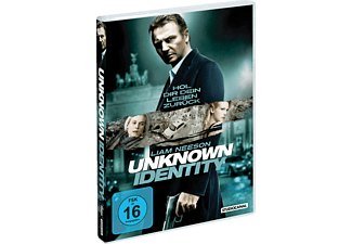 Unknown Identity Action DVD